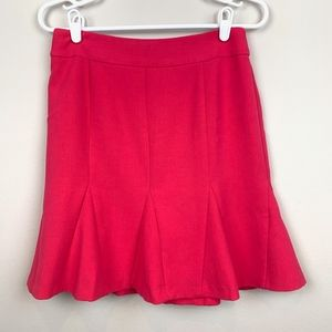 Banana Republic pink career skirt